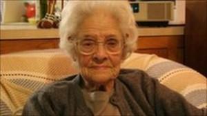 Lusitania Survivor Audrey Lawson-Johnston