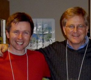 Rick Steves and Barry Moloney Best of Ireland Tour