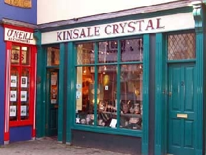 Kinsale Crystal Shop