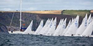 Irish Dragon Association Racing 2014
