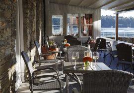 Wharf Tavern Terrace