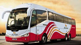 Bus Service to Kinsale from Cork City, Airport and Kent Train