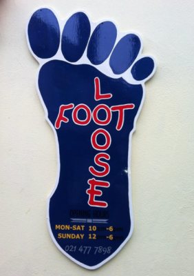 foot-loose
