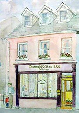 Diarmuid O'Shea & Company Solicitors