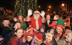THE MAGIC OF CHRISTMAS COMES TO KINSALE