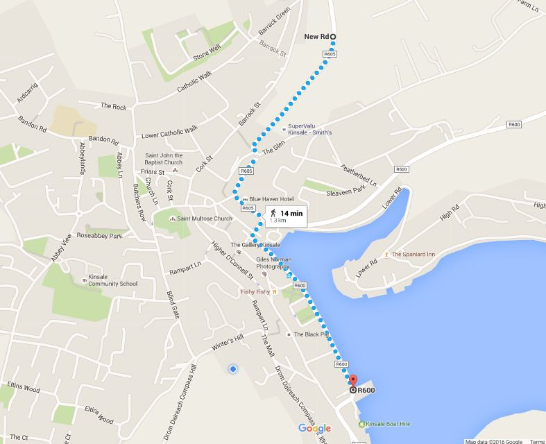 st-patricks-day-kinsale-route