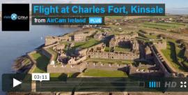 Aircam-Ireland-Charles-fort