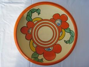 Clarice Cliff daisy pattern (1)