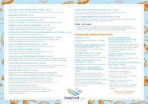 Seafood A4 menu final