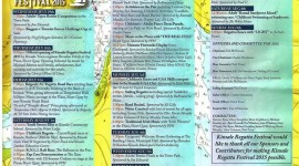 kinsale regatta programme