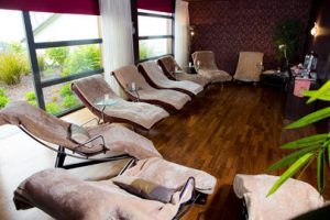 Macdonald Hotel Kinsale Relaxation Room