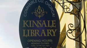 Kinsalelibrarysign_0