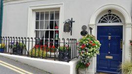 Desmond House Door
