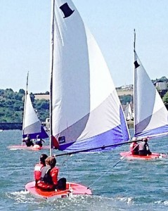 OEC sailing courses