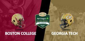 college football ireland