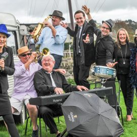 Getting in to the swing of things for the 2016 Guinness Kinsale Jazz Festival