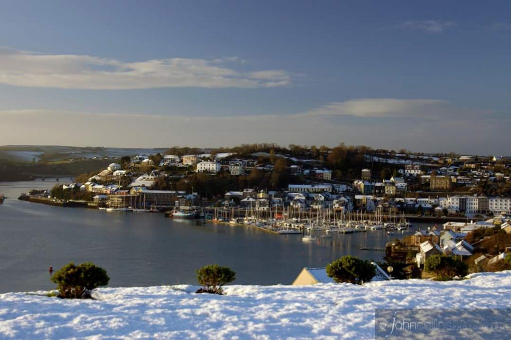 A Very Happy Christmas From Kinsale Kinsale Chamber Of