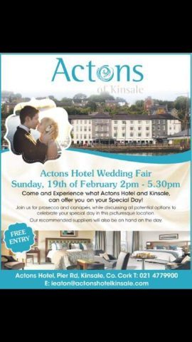actons wedding fair 2017