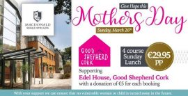 macdonald hotel mothers day