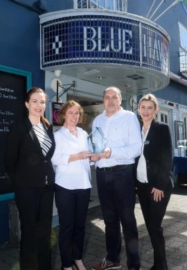 Blue Haven Hospitality Award May 2017 (2)