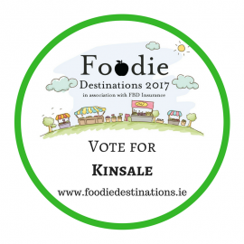 Kinsale Foodie Destination logo