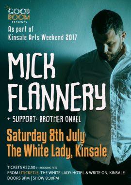 mick flannery gig