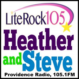 HandS Lite Rock 105 logo 1