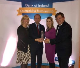 bank of ireland ent town award