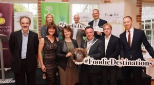 Kinsale Voted Ireland's Top Foodie Town 2018