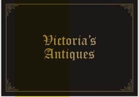 Victorias Antiques logo