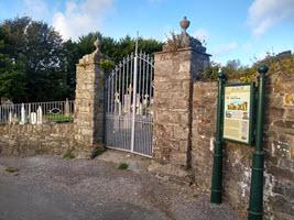 Carmelite- Cemetery