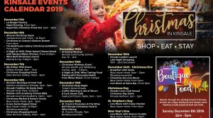 Kinsale Events CALENDAR 2019